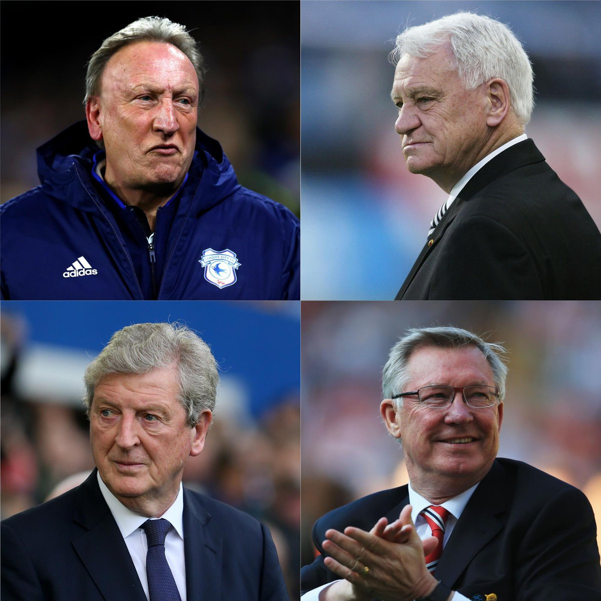 Neil Warnock becomes just the 4th manager to take charge in the #PL aged 70+, after Sir Bobby Robson, Sir Alex Ferguson & Roy Hodgson @CardiffCityFC
