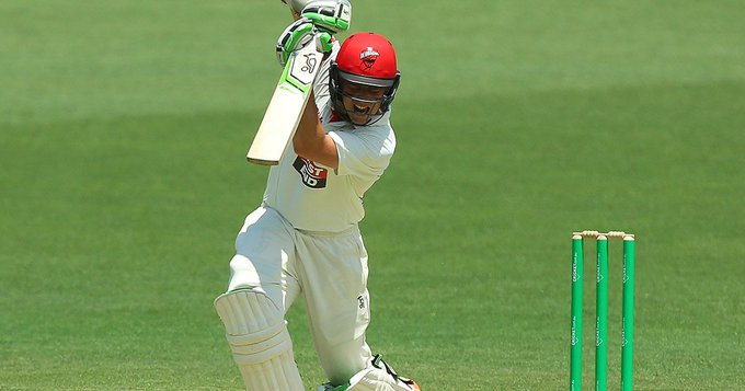 The squad for our SCG showdown is in, and this form batsman is coming with us! 📰➡️ #SheffieldShield Photo