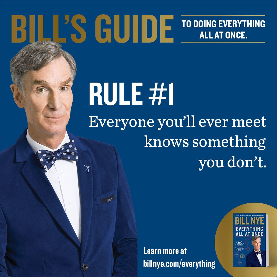Sometimes you kind-of-hafta-do Everything All At Once. Now available in paperback. https://t.co/w61IShpHBs