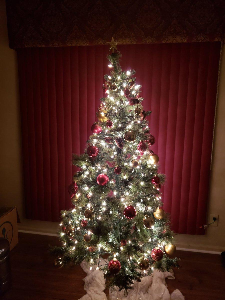 My Christmas tree #2018/#2019