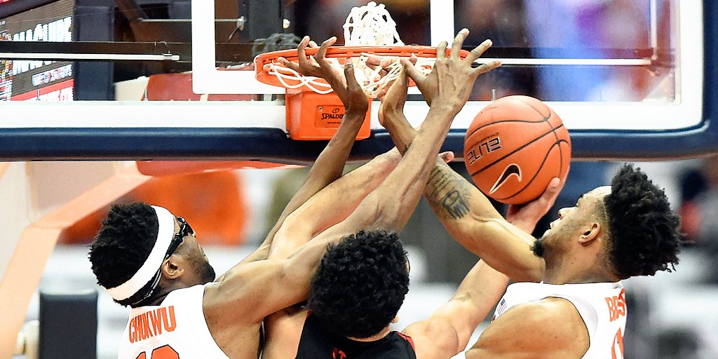 ORANGE GAME NIGHT: Syracuse continues home stretch against Northeastern tonight (preview & info)