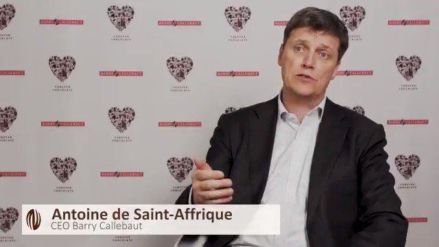 One day before publishing our 2nd #ForeverChocolate Progress Report, we asked our #CEO, Antoine de Saint-Affrique, what it takes to make #sustainable #chocolate the norm. This is what he said - watch the video!