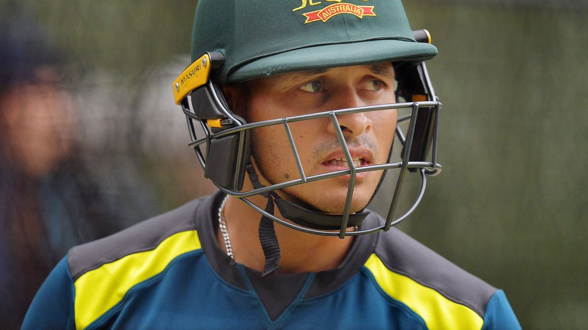 7Sport's photo on Usman Khawaja