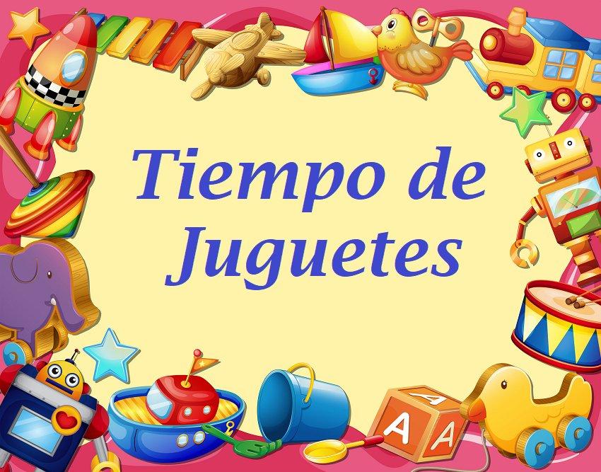 Familia Y Salud On Twitter Tiempo De Juguetes Campana