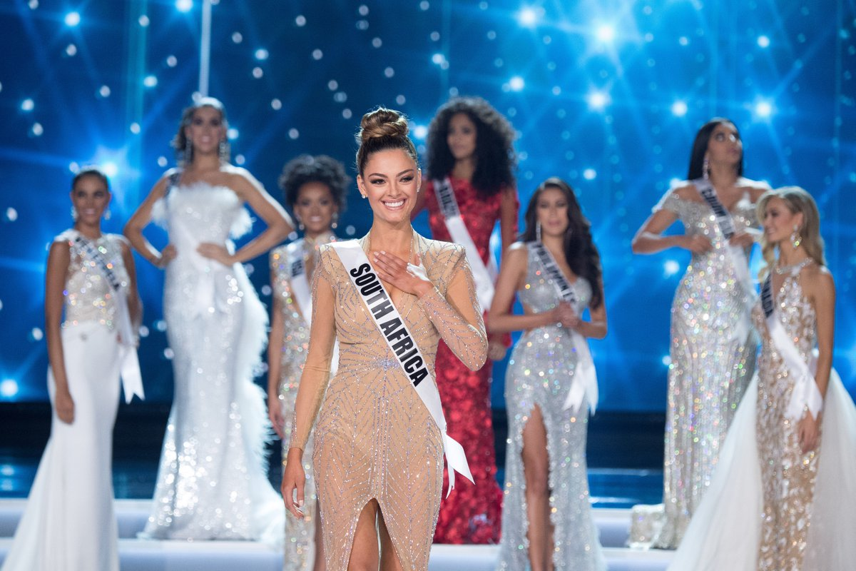 A competition you won't want to miss. Tune in LIVE Sunday, Dec 16 at 7pm ET LIVE on @FOXtv. 🌟 #MissUniverse