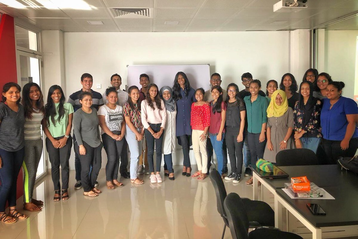 It was my absolute pleasure to be at @UCLSriLanka giving a guest lecture on transition to work for IBM Undergrads. Students actively participated in roleplays, mindmapping and Q&A...  @MonashUni #highereducation #education #lecturing #skillsforlife #inspiration #knowledge