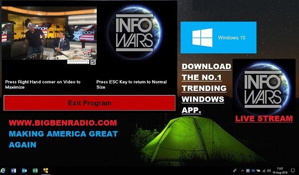 download radio app for windows 7