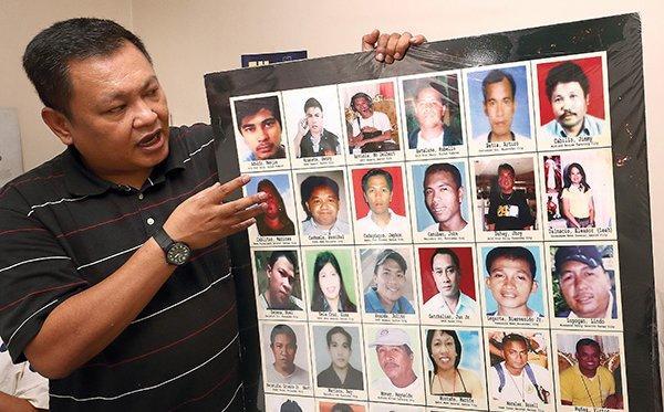 1986년 4월부터 현재까지 필리핀에서 살해당한 언론인은 157명이다.  언론인의 무덤 위에 군림하는 필리핀 정부 https://t.co/Ke8OsEUAVQ  ■ 끝까지 기록하겠습니다  https://t.co/JShS7VA1xQ