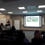 """What a great experience teaching the Quave class at Emory Univeristy today! My first lecture ever and even in English! I taught on """"Key Plants in Traditonal Medical System of the #World and African #Ethnopharmacology"""". Thanks again for the awesome opportunity, @QuaveEthnobot!"""