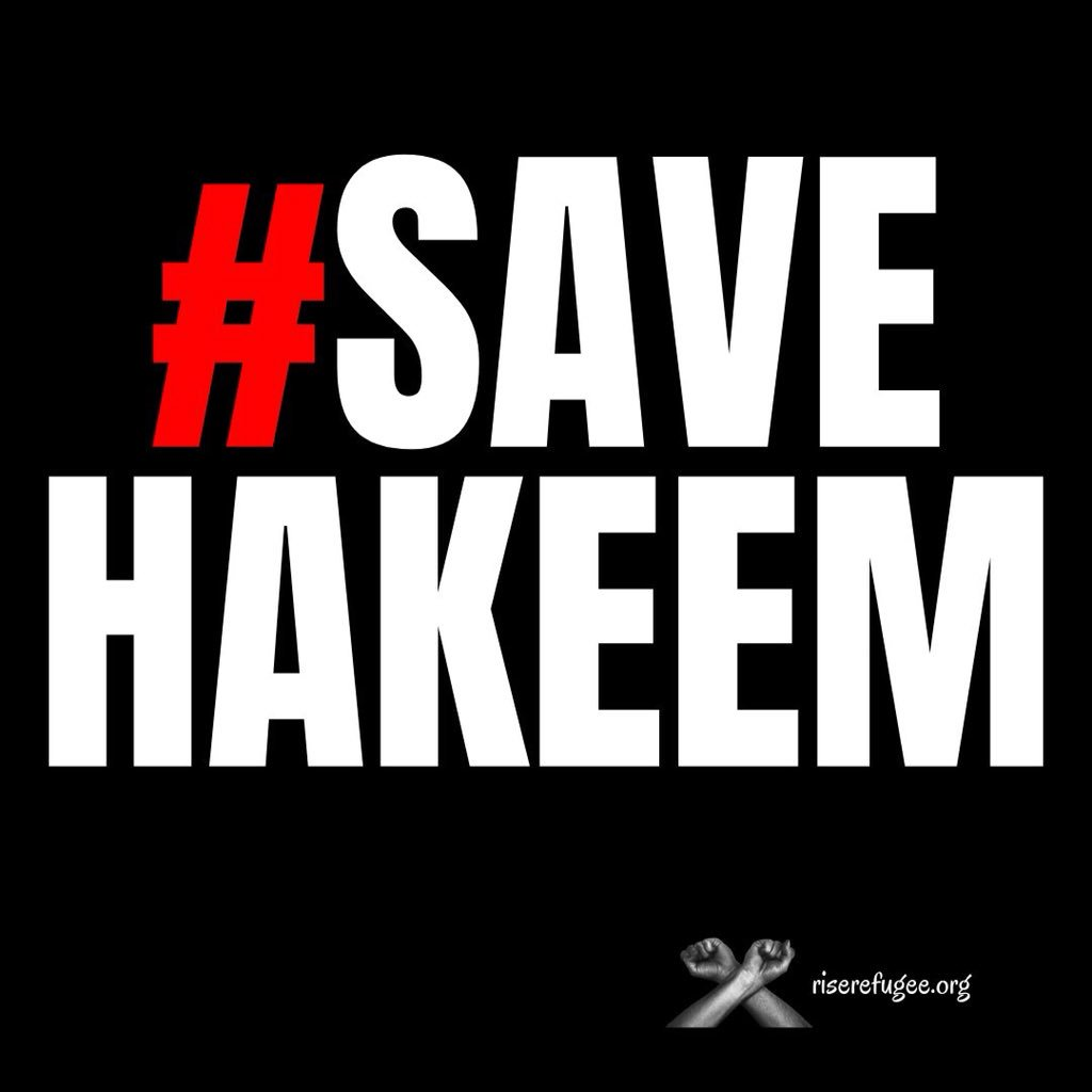 Save Hakeem