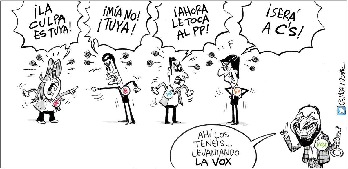 A izquierda y derecha. Hoy, en @malagahoy_es, @granadahoy y los diarios de @grupojoly