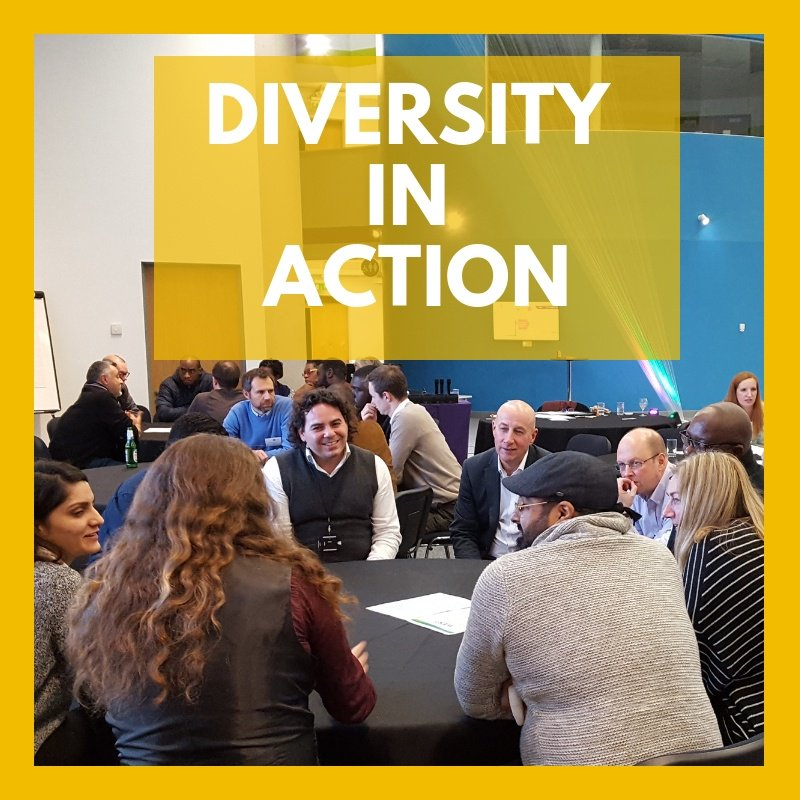 test Twitter Media - Workshops with a diverse group of participants always lead to interesting conversation.  Last week at Innovation Birmingham our workshop included different ages, ethnicity, gender and business knowledge and the discussions could have lasted for hours.  #diversity #entrepreneurial https://t.co/T7xssleqH0