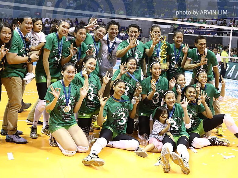 #UAAPSeason80Volleyball hailed as year's most-Tweeted sports event in PH 🙌 https://t.co/70yCg9iXuQ