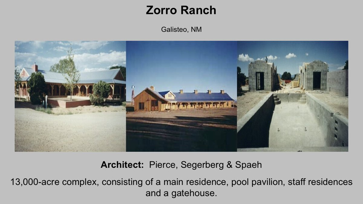Image result for Zorro Ranch in Stanley, New Mexico