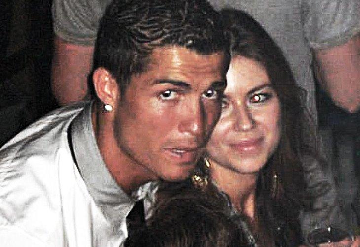 Kathryn Mayorga y Cristiano Ronaldo