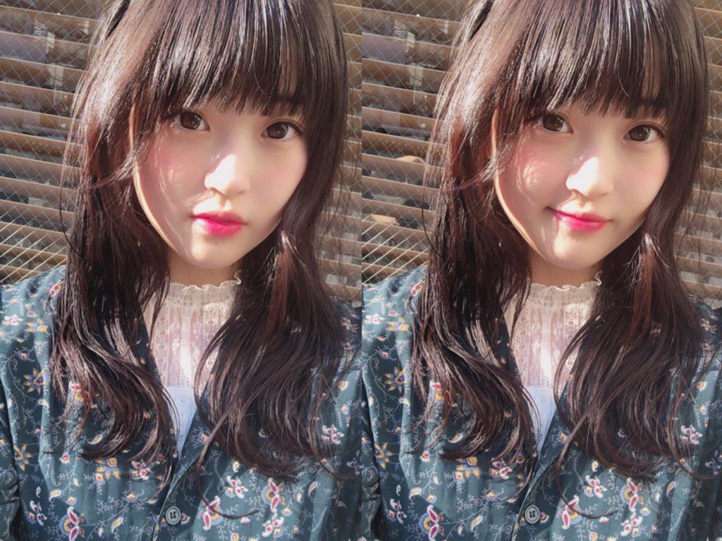 実は昨日と今日学校が休みだったので、一人で東京に来てました〜?!Linoさんにまたお世話になりました!❣️ちょっとイメチェンみたいじゃない??どうですか〜????