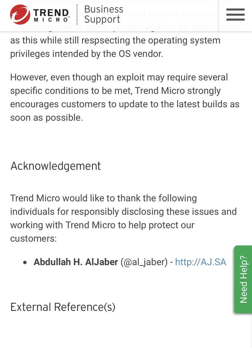 Trend Micro Officescan Xg