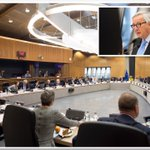 #TeamJunckerEU today: towards a stronger international role of the #Euro in energy and other key sectors; action plan against disinformation, understanding the threat and stepping up European response; debriefing Eurogroup and Ecofin Councils; update on 2019 Budget discussions.