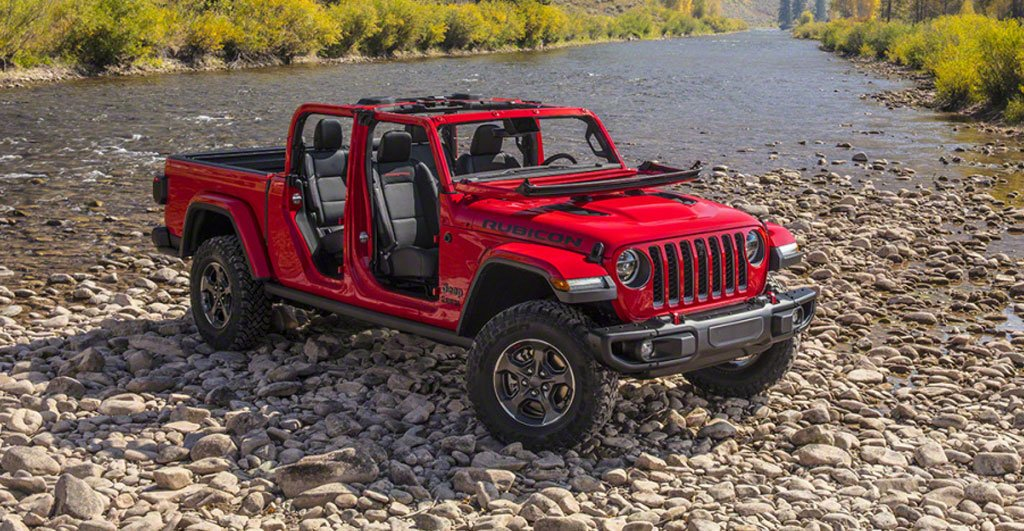 4x4at On Twitter The New Jeep Gladiator Has Been Revealed At The