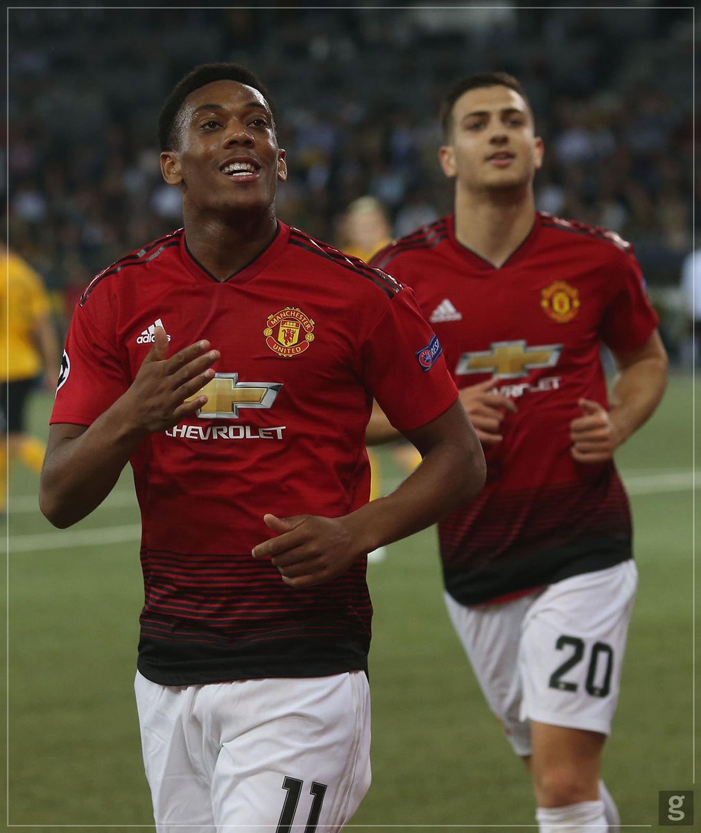 Tony Martial scores again 🎶 Happy Birthday brooo, looking forward to another one tonight 🙏🏾👀