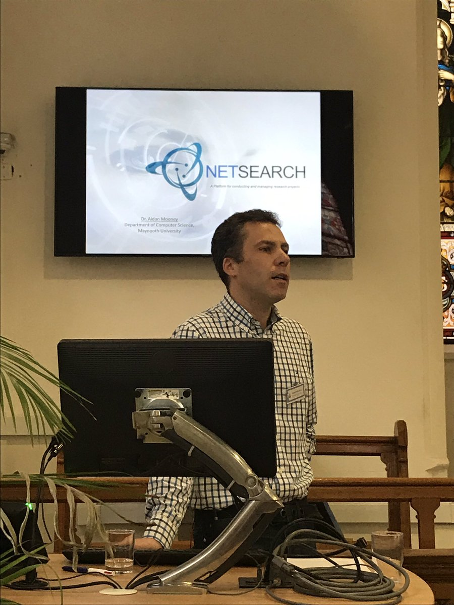 test Twitter Media - RT @cathalmccauley: Dr Aidan Mooney @MaynoothUni on NetSearch https://t.co/ayU83qGmNR #lirheanet https://t.co/6Mtnf6Wzx6