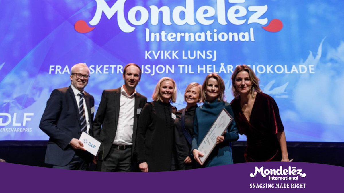 Mondelez Intl On Twitter Kvikklunsj Our Famous Norwegian