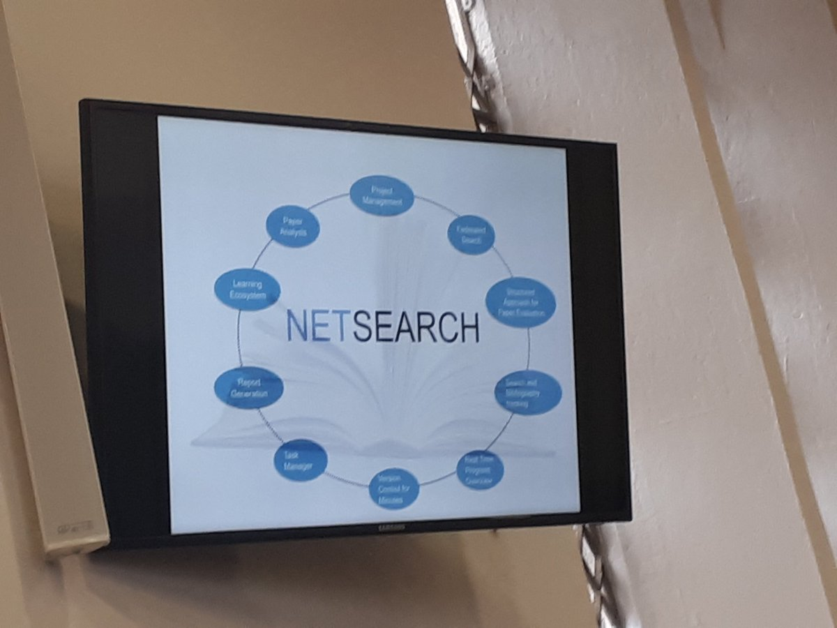 test Twitter Media - Netsearch @aodhanomaonaigh project management tool for research workflows #lirheanet @LIRHEAnet https://t.co/gHsilzpuia https://t.co/pBbyBBzOnM