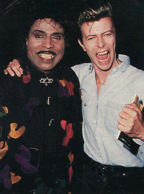 Happy birthday to the one and only Little Richard. 86 today!