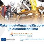 Image for the Tweet beginning: Hei, rakentamisen ammattilainen tai kouluttaja!