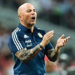 Sampaoli Twitter Photo
