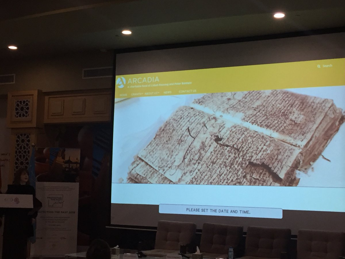 test Twitter Media - MENA heritage is of intentional importance, with millions of documented & undocumented archaeological sites, many at-risk. Happy to participate at #protectingthepast & discuss new approaches to heritage protection in the region @EAMENA123 @Global_Heritage https://t.co/v0ocLd5fNG https://t.co/5wVPIazquJ