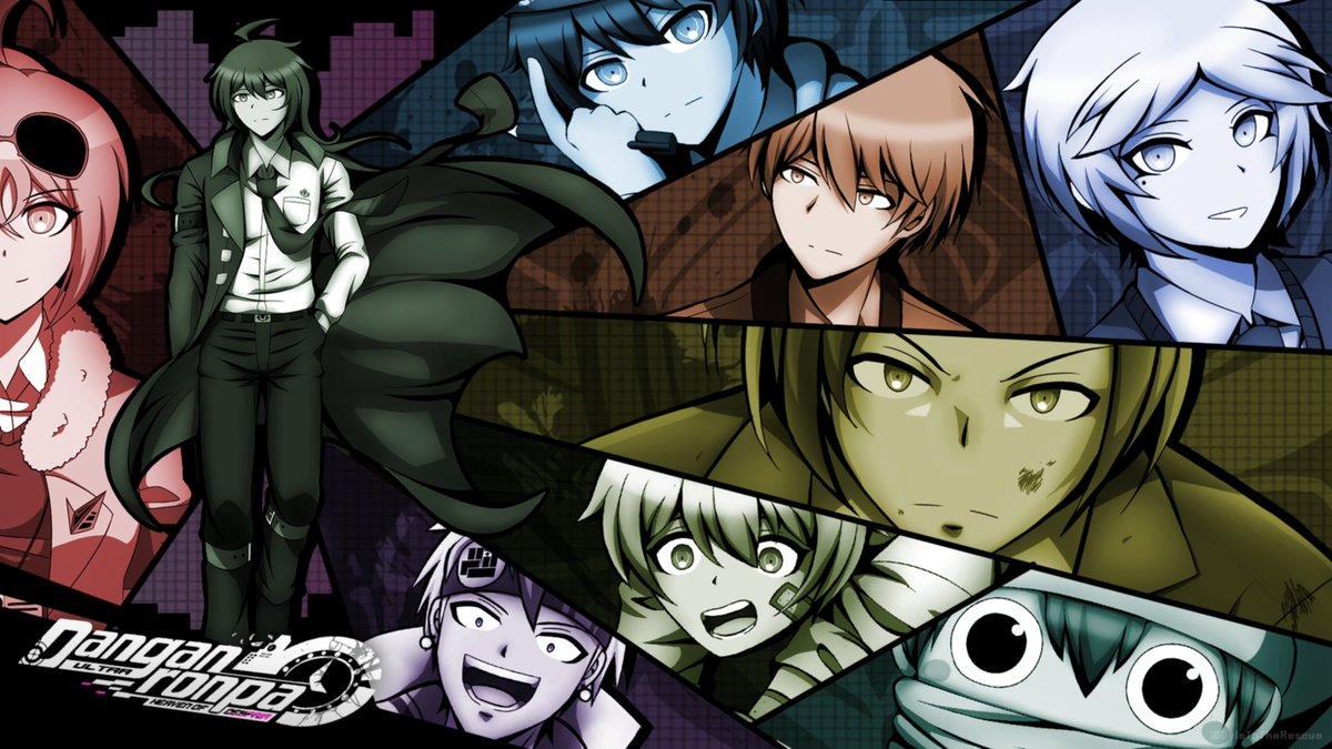 Danganronpa The Animation Wallpaper