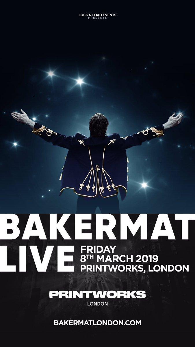 Bakermat Official on Twitter: