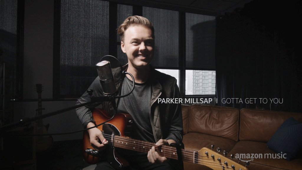 We got something in the works w/ @parkermillsap! Check back in tomorrow for more amzn.to/2UhXsPi