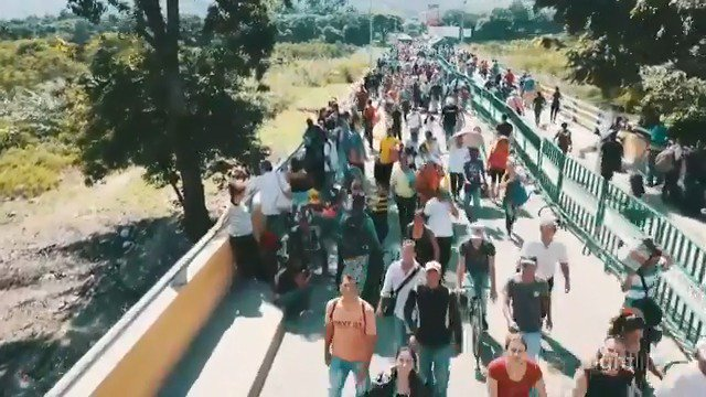 VENEZUELA (Part 2): The millions fleeing Venezuela face immigration hurdles, hunger and the cruel reality that they must turn to desperate measures to earn little money.
