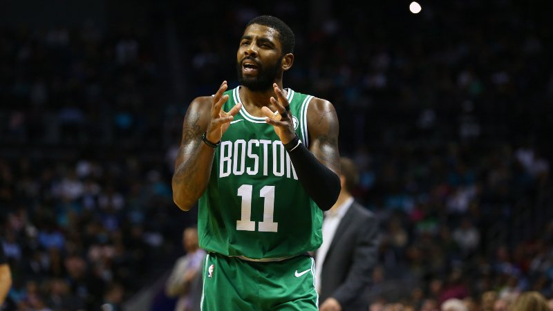 79da131499159 We re not sure whether Kyrie Irving was ready for the spirited debate he had