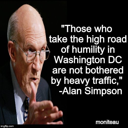 Alan Simpson gives a dig and Trump for his lack of humility and his over inflated ego, and Trump squirms when hearing it. #GeorgeHWBushFuneral #TheResistance #MAGA #Trump #Resist #ImpeachTrump