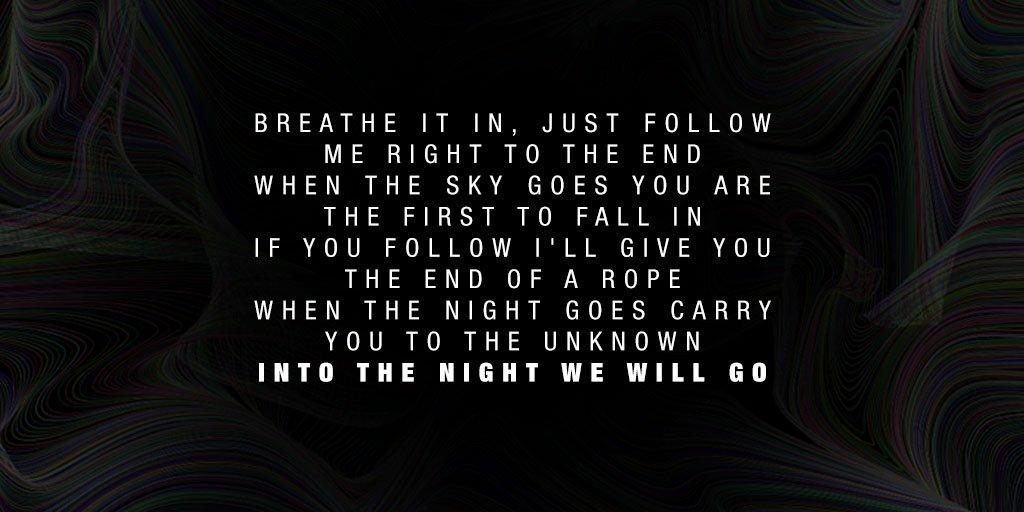 #intothenight #ofnightmares