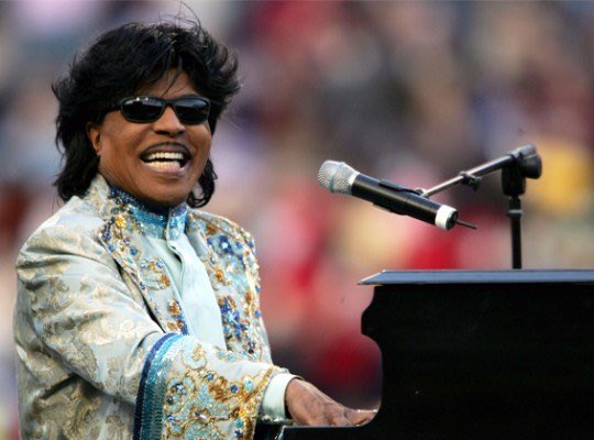 Happy 86th birthday to one of my favorite people Little Richard!