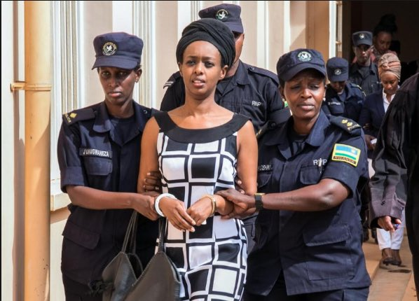 Rwandan opposition politician Diane Rwigara faces up to 22 years in prison on charges of inciting insurrection, after she decided to run against Paul Kagame in presidential elections. US congressional lawmakers urge Rwanda govt to reconsider her case Photo