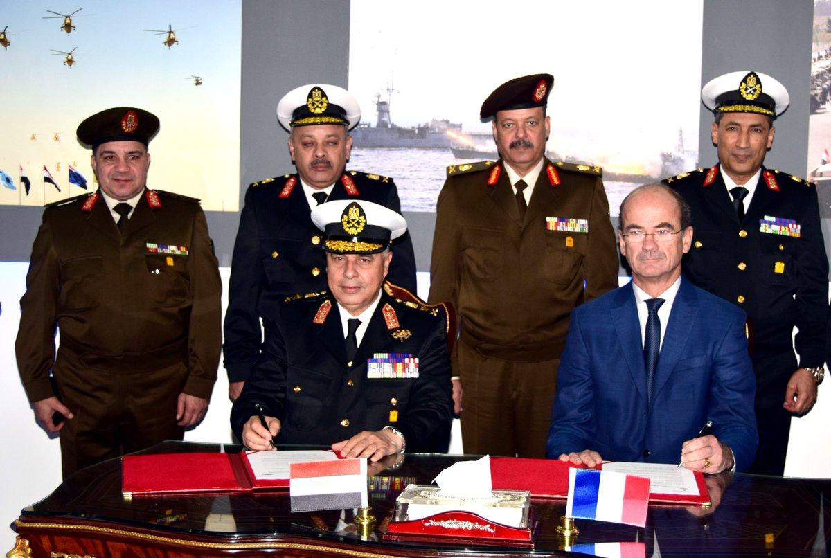 صفقات مصر العسكريه في معرض EDEX-2018 DtqFTrSX4AAnJ1i