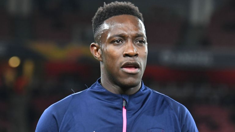 Danny Welbeck may have already played his last game for Arsenal, with the forward looking likely to join Aaron Ramsey in leaving on a free transfer next summer. More: skysports.tv/0IlcvV