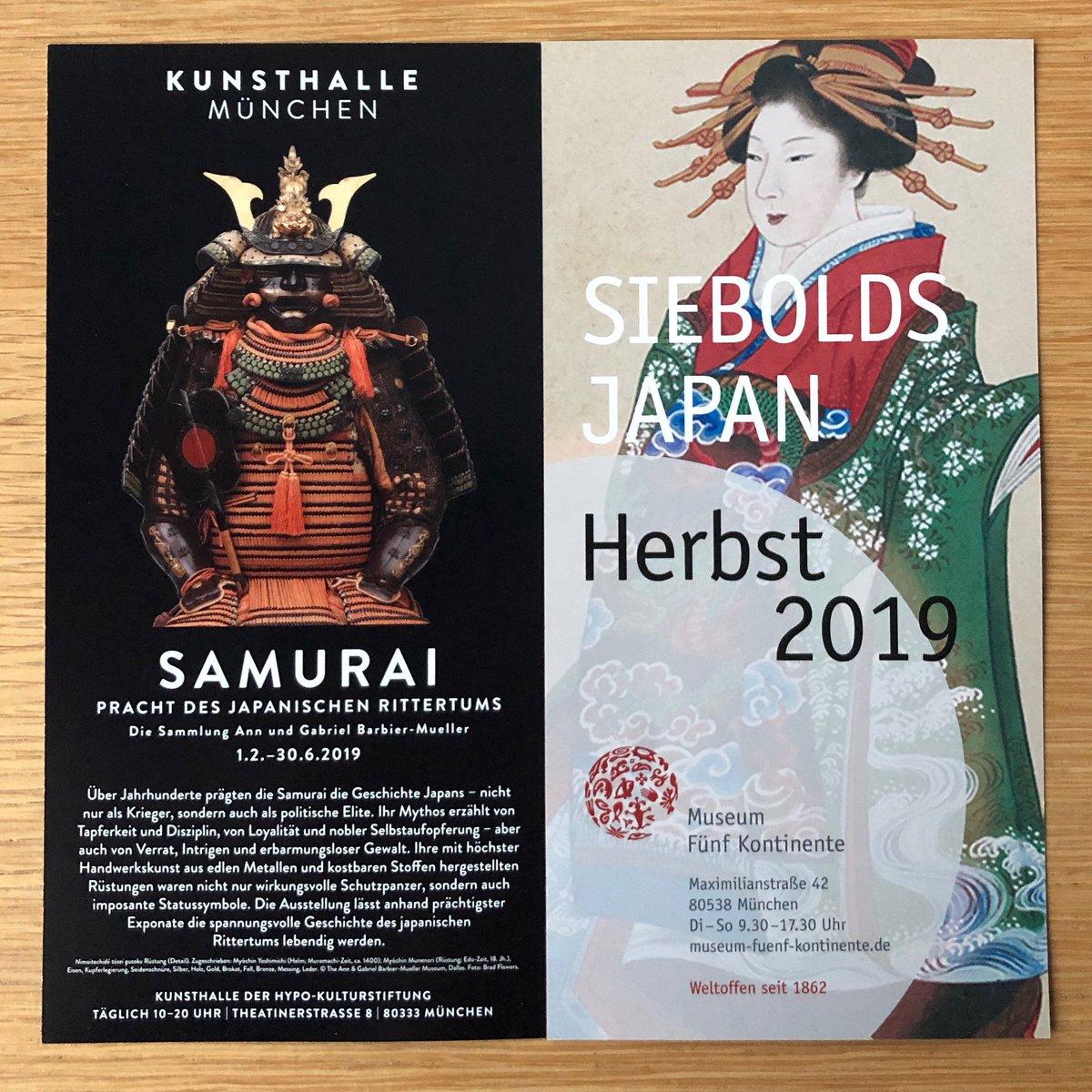 Samurai ausstellung münchen