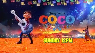 Explore the secrets of gaining an entry into the Land of the Dead. Catch the World Television Premiere of 'Coco', this Sunday at 12 PM on Star Gold. #CocoOnStarGold
