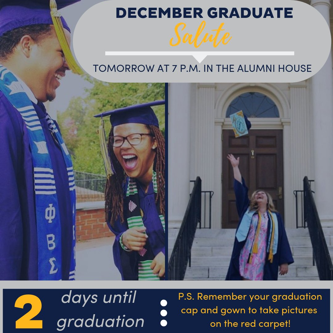 Uncg Alumni On Twitter We Are 2 Days Closer To At Uncg Commencement