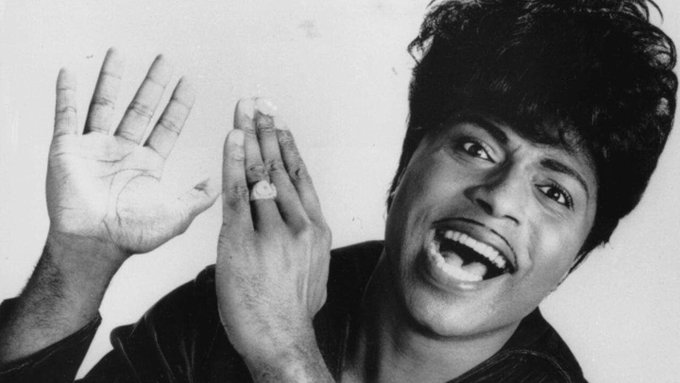 A very Happy Birthday to Macon s own Little Richard! The Architect of Rock N Roll is 86 today!
