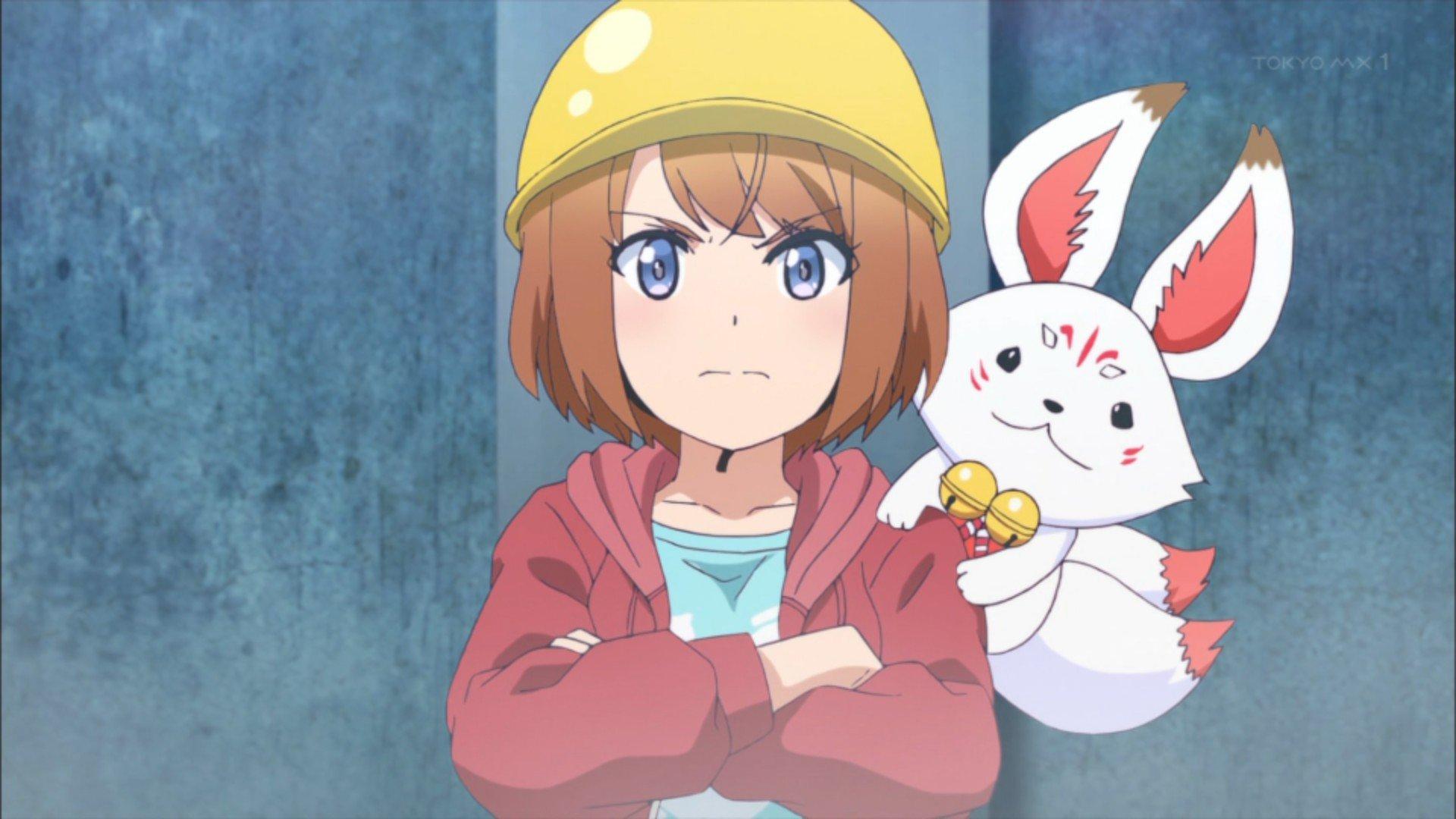 珍しい顔つき #ソラウミアニメ #soraumi_anime https://t.co/Y3dfeD69qq