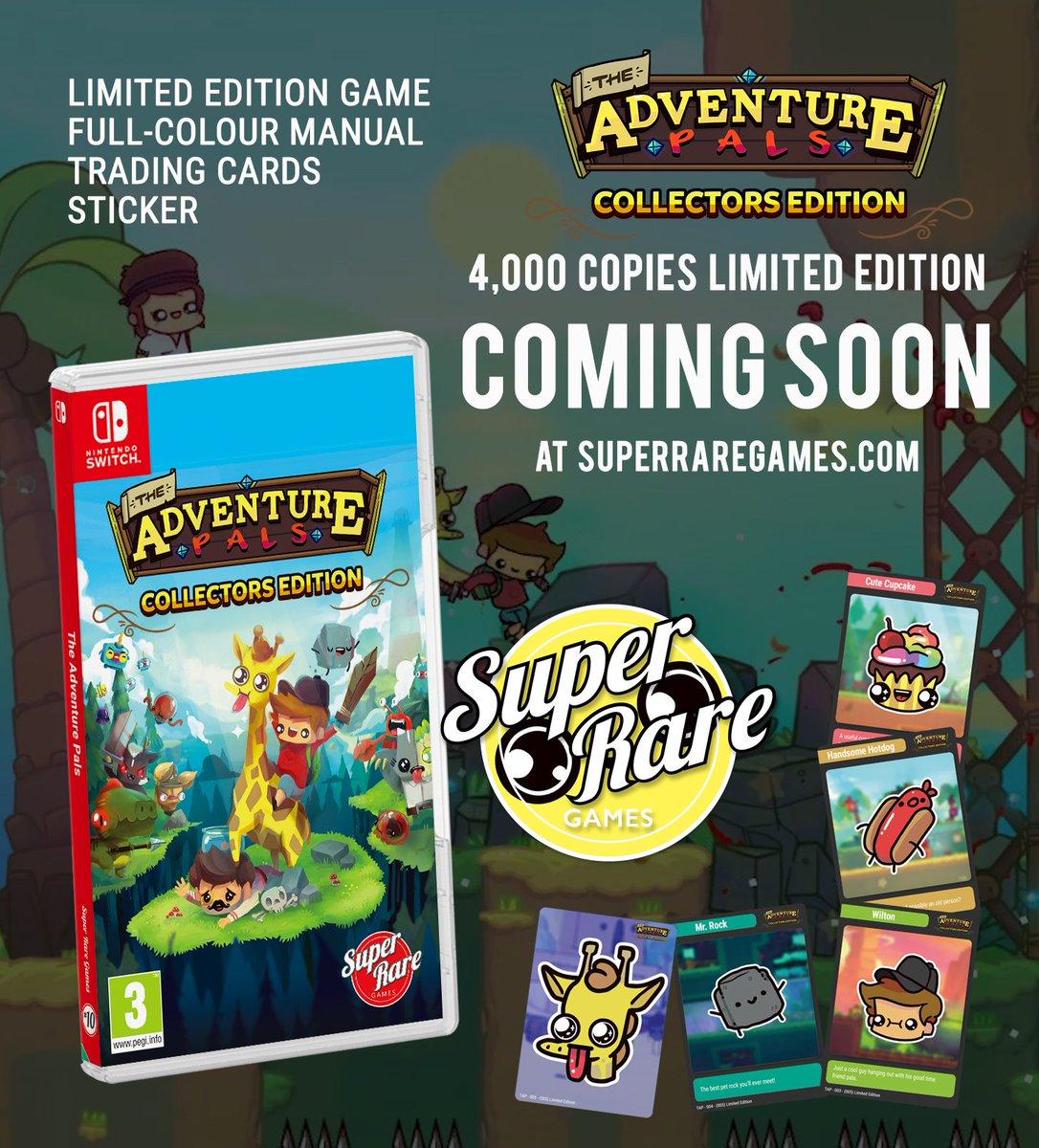 Super Rare Games DtqZLN8W4AAgF-N