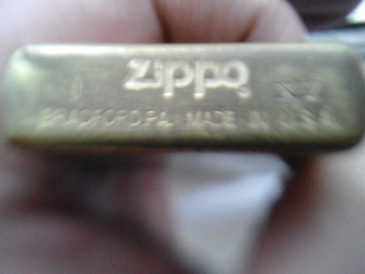 Chart code zippo date Zippo lighter