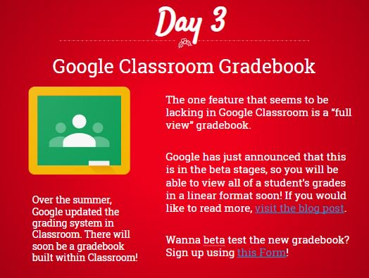 By Photo Congress    Google Gradebook Beta
